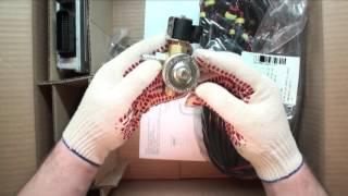 Розпакування Zavoli Bora 6 циліндрів