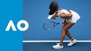 Naomi Osaka vs Saisai Zheng - Match Highlights (2R) | Australian Open 2020 thumbnail