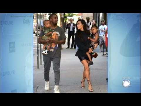 Hora da Venenosa: Kim Kardashian vai contratar barriga de aluguel