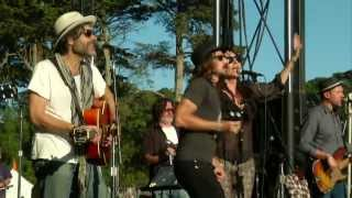The Forest Rangers - The Weight (Take a load off) (Live at Hardly Strictly Bluegrass Festival 2013)
