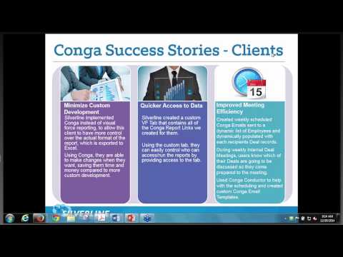 Conga Alliance Partner Series - Halak Consulting and Silverline