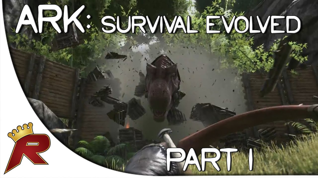ARK Survival Evolved v298 3 + DLC torrent download
