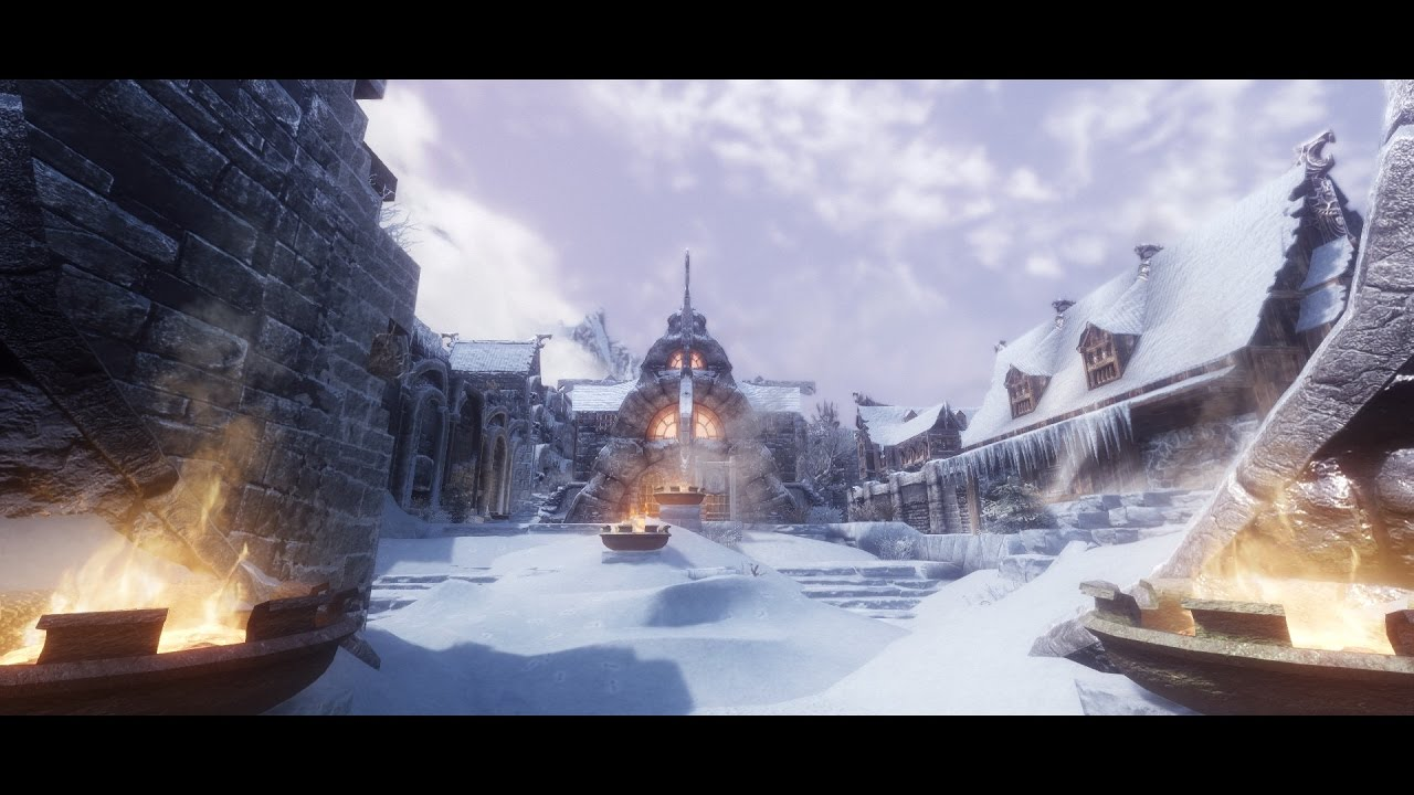 What is the best Weather Mod? - Skyrim: Special Edition Mods (PC/Xbox  One/PS4)