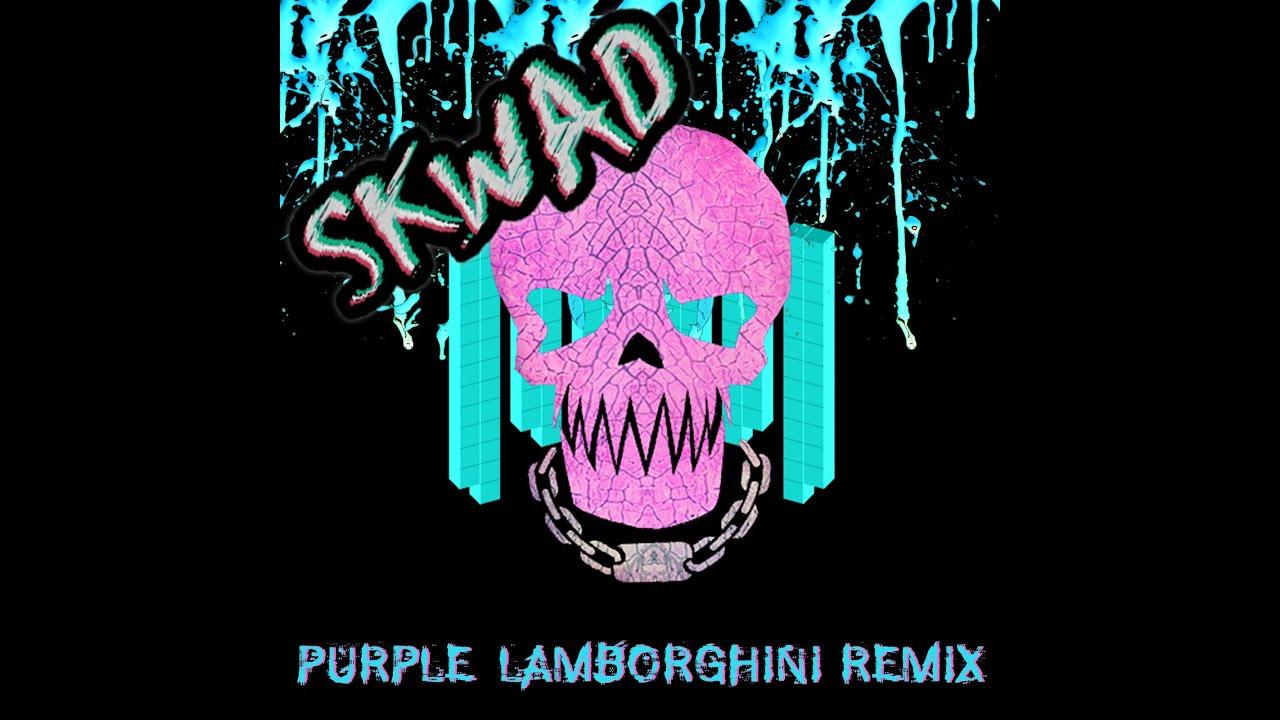 Purple Lamborghini Dubstep Remix Youtube