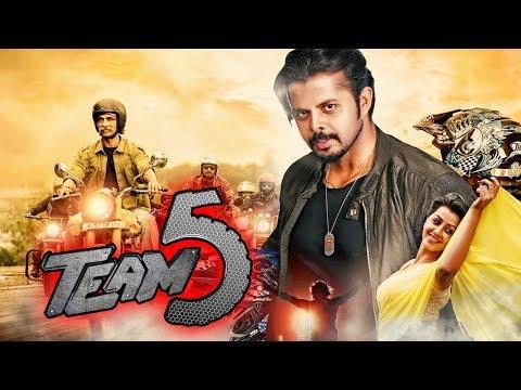 Team 5 (2019) New Hindi Dubbed Full Movie | S. Sreesanth, Nikki Galrani, Pearle Maaney
