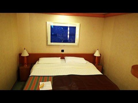 COSTA PACIFICA - CABIN 6230  CABINA INTERNA - INNENKABINE