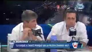 Roberto Mosquera habla con Pollo Vignolo sobre Wilstermann, Gareca y selección peruana
