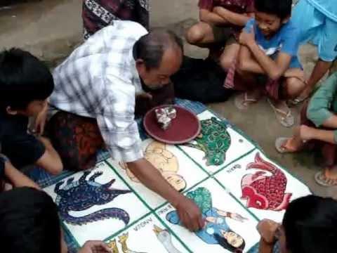 20120706 (4/8) Ceremony Taruna Nyambah @ Tenganan Dauh Tukad