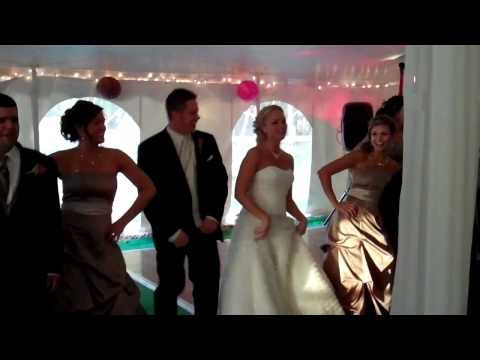 Maleah and Kyle's Wedding - Grand March
