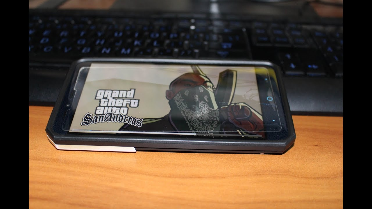 How To Install GTA ANDROID apk+ data (WORKING) 100 save game - YouTube