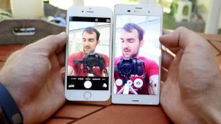 Apple iPhone 6 vs. Sony Xperia Z3 Vergleich (4k/Deutsch)