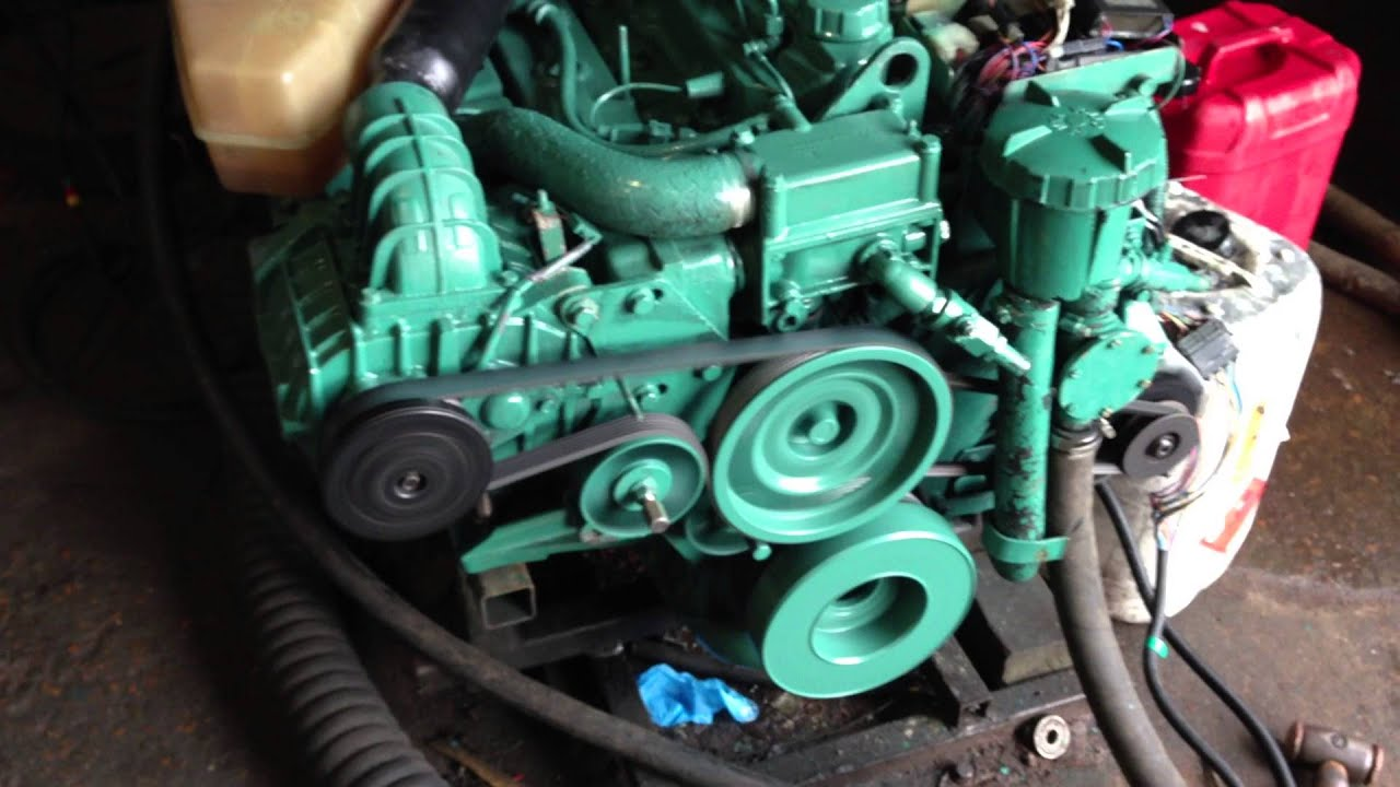 Vodia Testing Fault Code Diagnostic Volvo Penta Error