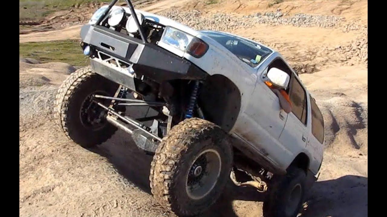 Toyota 4runner Jeep Cherokee Xj Chevy K10 At Prairie City