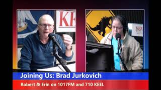 Pastor Brad Jurkovich on KEEL December 10, 2018
