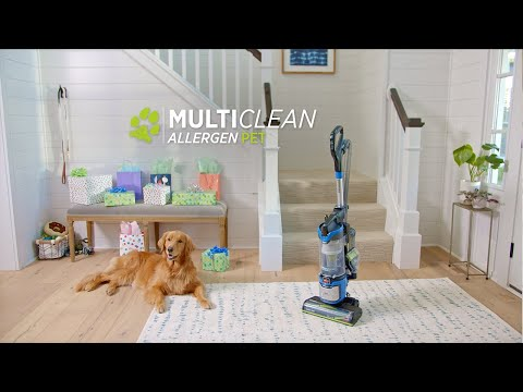 MultiClean™ Allergen Pet Feature Overview