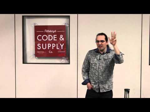 Remy Porter presents Technical Storytelling