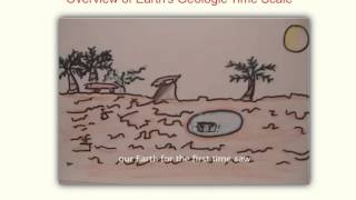 History of Earth Part 4 - Geologic Time Scale (Earth Science)