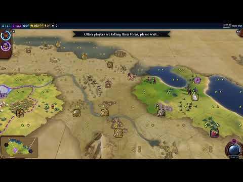 Sid Meiers Civilization 6 pt1 |