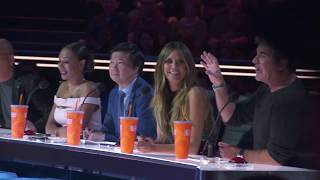 America's Got Talent: Judge Cuts 1 BTS Footage || SocialNews.XYZ