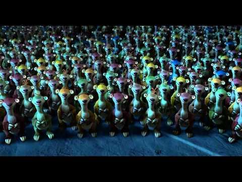 Ice Age 2-  Sid Dance .. Fire King.mp4