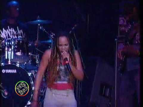 Queen Ifrica Live, keep it to yourself- in Tijuana Mexico LIVE