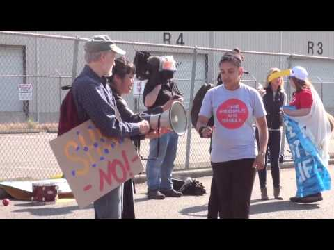 Resistance at Terminal 5: Stop Shell