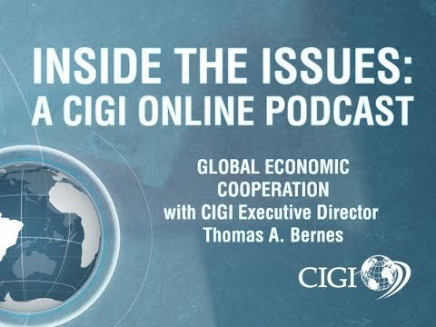 Inside the Issues Ep. 12: International Economic Cooperation