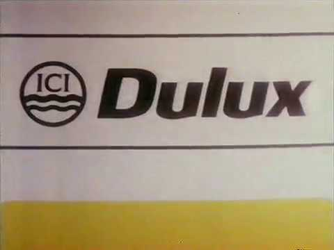 Dulux Natural Colours   80s Advert