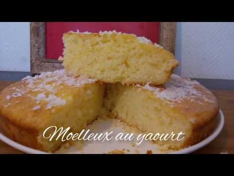 gâteau-moelleux-au-yaourt