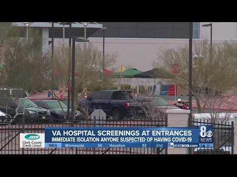 Patients Question North Las Vegas VA Hospital's Decision To Screen Outside