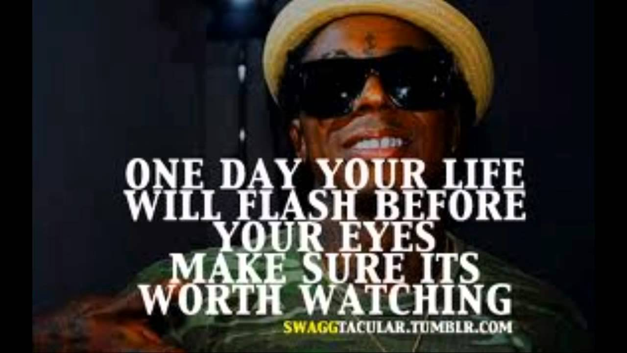 lil wayne quotes youtube - Lil Wayne Quotes