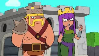 Clash a rama how the other half clashes (Clash of Clans)-руская озвучка