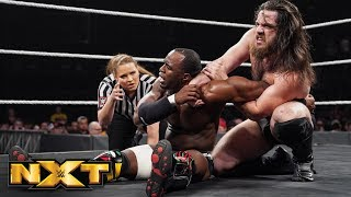 Jordan Myles vs. Cameron Grimes – Breakout Tournament Finals: WWE NXT, Aug. 14, 2019