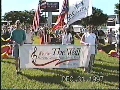 Orange Bowl Parade Trip, Pt  4 of 4 (12/31/97-1/2/98)
