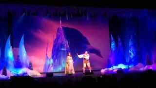 Let it Go Frozen Summer Fun Sing-a-Long Walt Disney World Hollywood Studios アナと雪の女王
