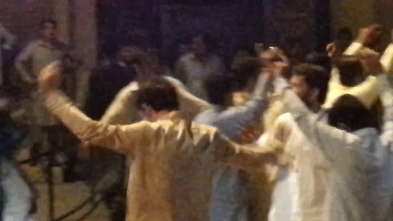 Dance Karak Style Video - Lok Virsa Cultural Show - Pakhtoon Musical Night-  2016