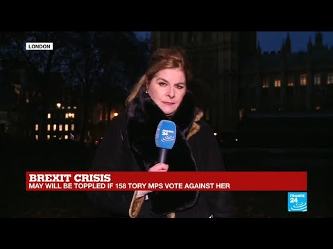 What happens if Theresa May loses the no-confidence vote?