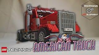 LEGO RC AMERICAN TRUCK (Lego Technic)