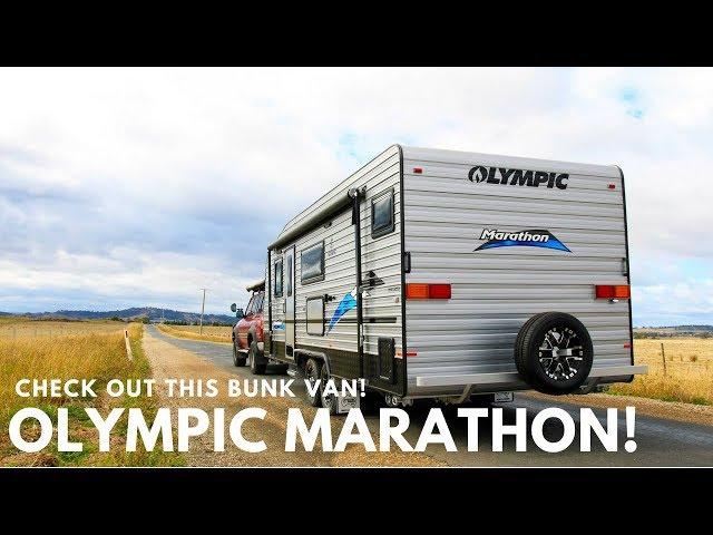 Olympic Marathon Family Caravan