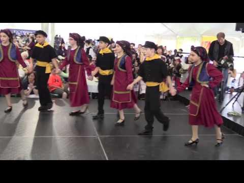 2016 Greek Festival (Greek Dances) May 14
