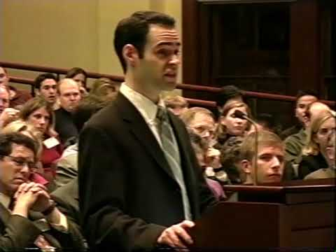 Ames Moot Court Competition 2003