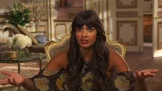 The Good Place: Season Two Premiere || Jameela Jamil -