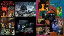 Night Gallery TV Series Music   part 1
