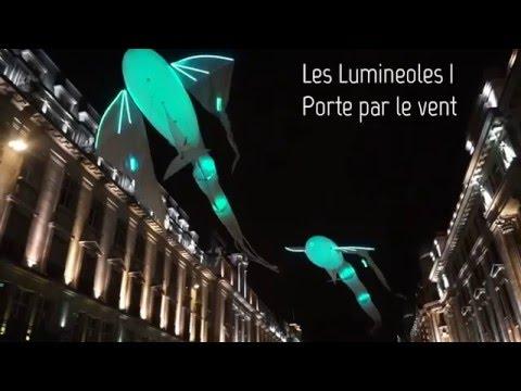 Lumiere London 2016 Light Festival