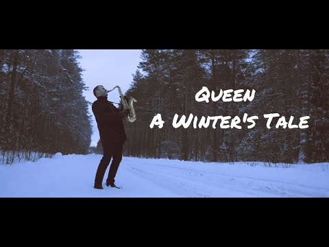 Queen - A Winter&39;s Tale JK Sax Cover