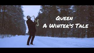 Queen - A Winter's Tale (JK Sax Cover)