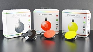 Review google chromecast 2 - ¿merece la pena en 2017?