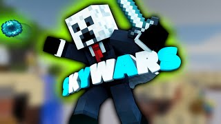 HOW TO GET GOOD AT MINECRAFT SKYWARS | How to Win Hypixel Skywars