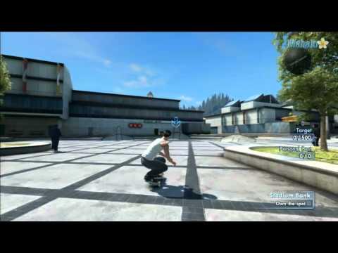 Skate 3 - Stadium Bank