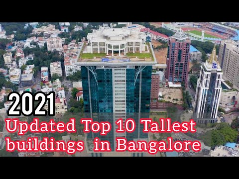 Top 10 Tallest Buildings In Bangalore /2021